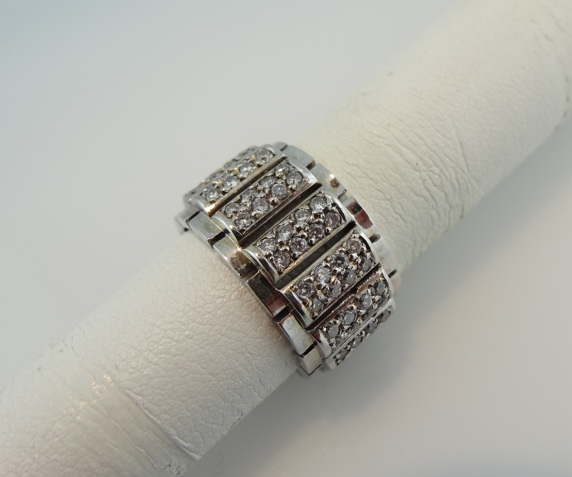 i rose wedding watches beverly abbc bands stackable gold and jewelry eternity charm diamond band tdw free h hills product overstock white shipping today