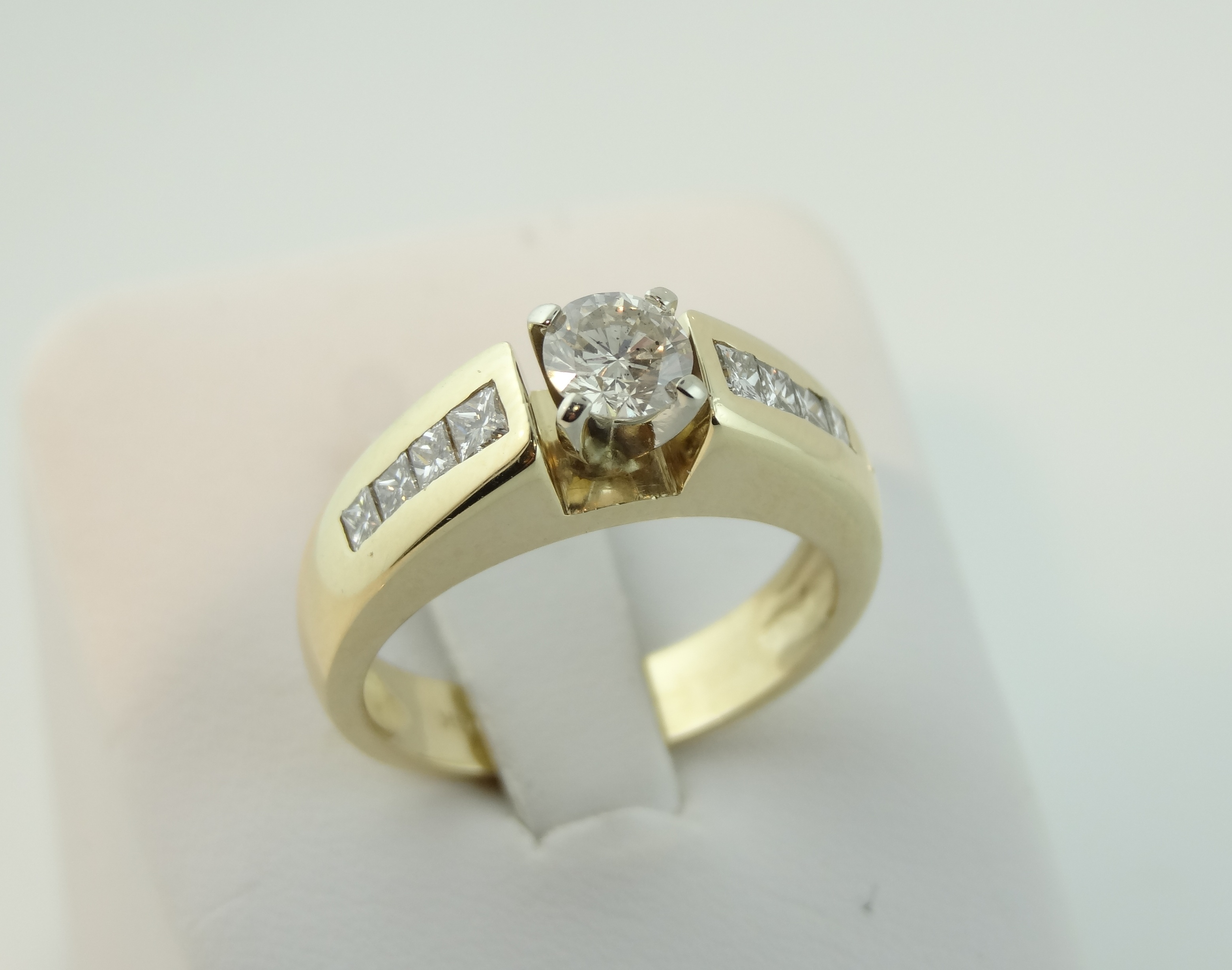 unique engagement rings jewelry ring rose floral flower proposal diamond listing il metal gold fullxfull